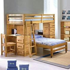 twin loft bed  desk bunk bed  desk