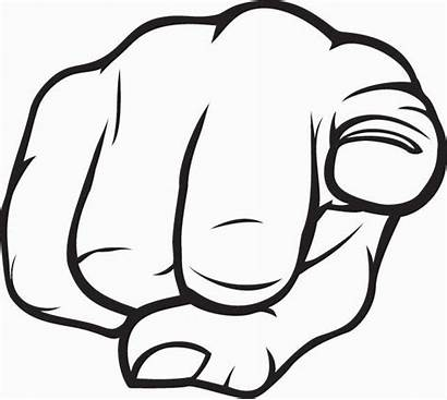 Pointing Fist November