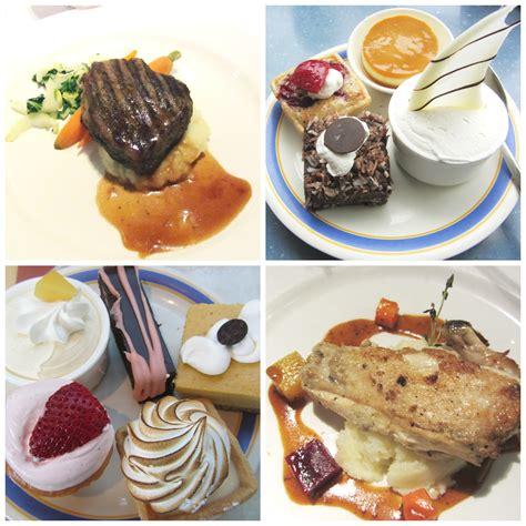 disney cuisine disney as a cruise ship my big