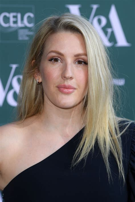 """Ellie Goulding – """"Fashioned For Nature"""" Exhibition VIP ..."""