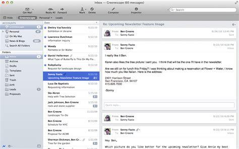 best mail windows alternatives to the best mac email client in 2018 mailbird