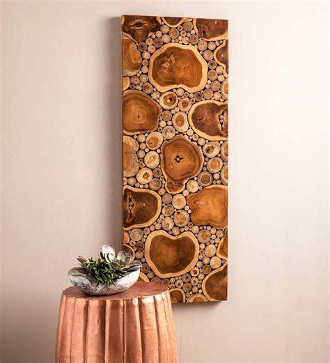 Decor wood panel 3 18 000 polys turbosmooth ð½ðµ ð°ðºñ'ð¸ð²ð¸ñ€ð¾ð²ð°ð½ file max.13, fbx, obj. Sliced Teak Wood Panel Wall Art | Wall Décor | VivaTerra