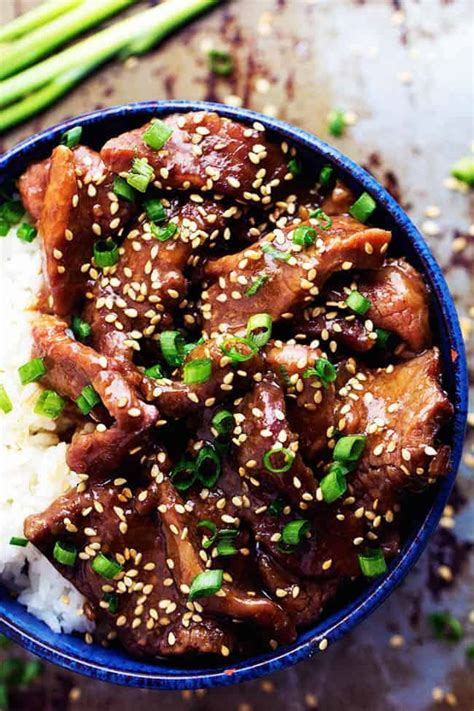 cooker korean beef the recipe critic