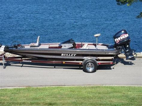 Used Bullet Boats For Sale In Texas by Used Power Boats Bass Bullet Boats For Sale Boats