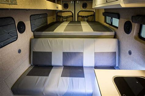 valhalla  mercedes benz sprinter mobile home   van