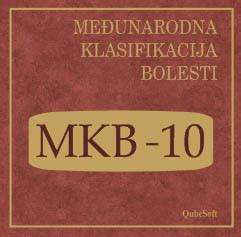 Međunarodna klasifikacija bolesti 10 (PC CD) : Mala Srpska ...