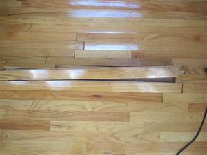 How to fix water damaged wood floor 3 the minimalist nyc for How to fix wood floors from water damage