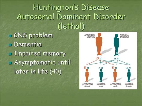 genetic disorders powerpoint  id