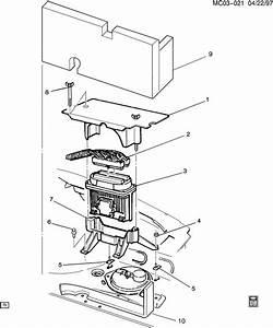 1996 Buick Park Avenue P C M  Module  U0026 Wiring Harness