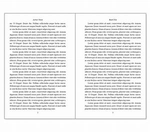 book templates for microsoft word With book writing templates microsoft word