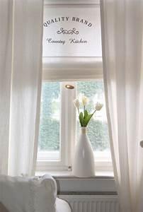 Vorhänge Für Küchenfenster : die besten 25 k chenfenster vorh nge ideen auf pinterest k chenvorh nge sp lenfenster und ~ Markanthonyermac.com Haus und Dekorationen