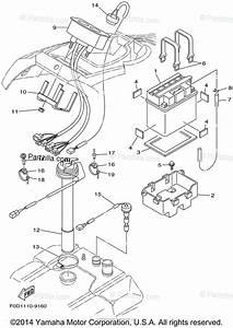 Yamaha Waverunner 1999 Oem Parts Diagram For Electrical