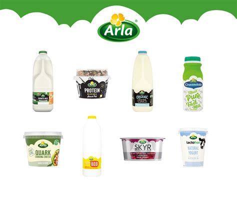 Arla Brand Records Biggest Growth Among Uk's Biggest 100