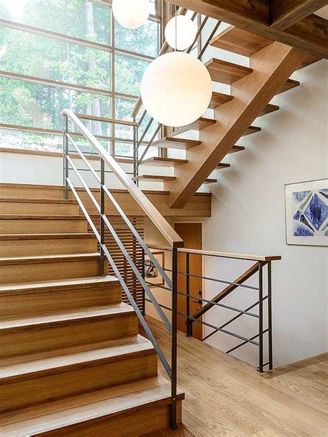Modern Banisters Uk by Mesmerizing Modern Custom Home In Columbia