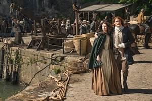 Outlander Season 2: Sam Heughan, Caitriona Balfe Interview ...