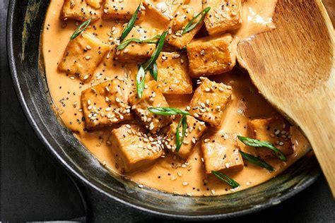 Tofu Stir Fry Recipe With Tahini Sauce — Eatwell101