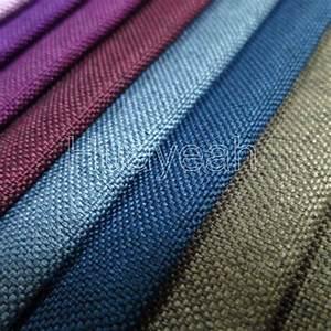 linen like polyester upholstery vinyl fabric