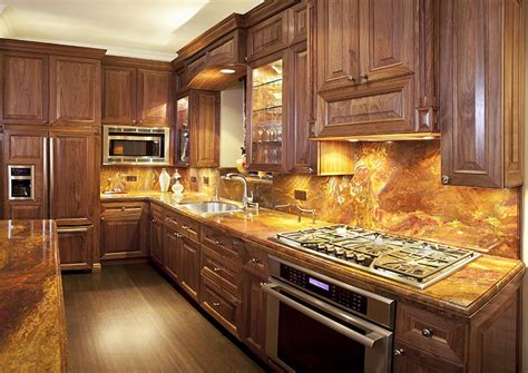 Traditional Backsplashes For Kitchens : 63 Beautiful Traditional Kitchen Designs