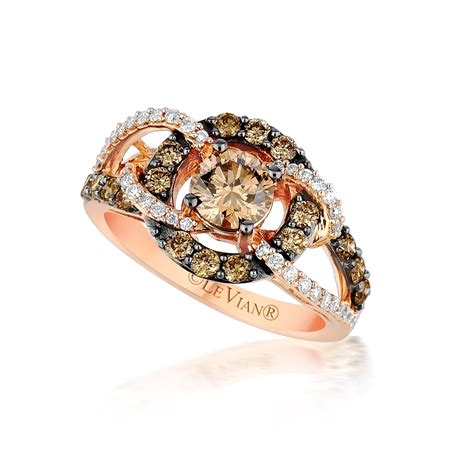 156ct Le Vian Chocolatier Diamond 14k Strawberry Gold. Color Accent Wedding Rings. Forevermark Engagement Rings. Ceramic Engagement Rings. Mineral Wedding Rings. Rich Person Rings. True Engagement Rings. Mens Thin Wedding Rings. Elegant Gold Wedding Rings