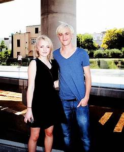 aww... they always look like brother and sister to me. Tom ...