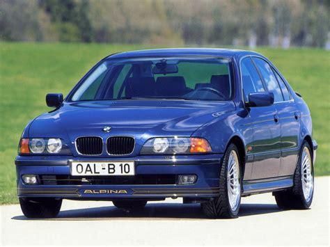 20 Years Of The Bmw E39 Alpina B10 V8