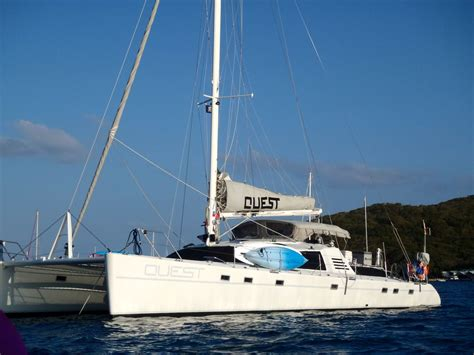 Power Catamaran In Bvi by Bvi Catamaran Charter Quest Shaking Things Up In 2017