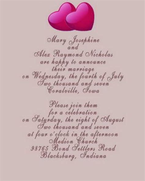 wedding words wedding pictures wedding photos pictures of wedding invitation wording suggestions