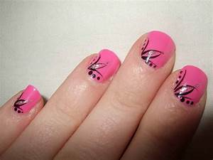 cute easy nail designs at home myfavoriteheadachecom With easy cute nail designs at home