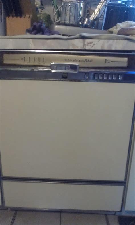 Dishwasher Not Draining Kitchenaid Dishwasher Not
