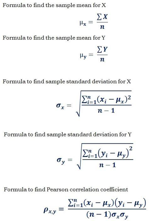 statistics formulas cheat sheet