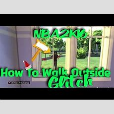 Nba 2k162k17 How To Go Outside Of Your Court(my Court
