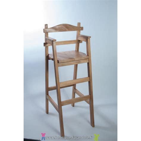 chaise haute bébé pour bar chaise junior chaises hautes en bois chaise haute en
