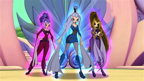 Winx Club, Club, Witch