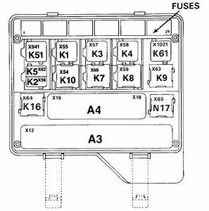 Bmw 740i E32 Fuse Box Diagram