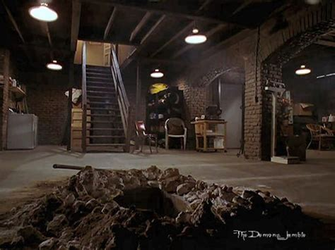 manor attic and basement piper halliwell photo