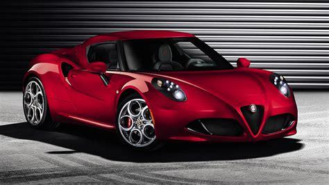 Alfa Romeo 4c America by Alfa Romeo Reveals 4c Mid Engine Sports Car Coming To America
