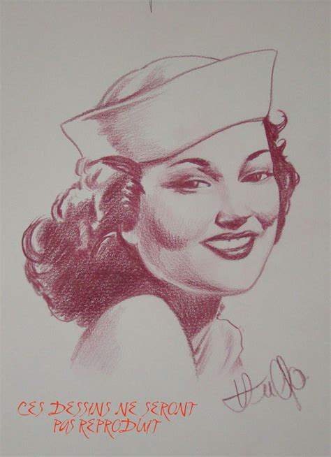 pin dessin pin up on