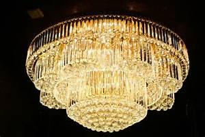 Buy crystal ceiling light pendant lights classic golden