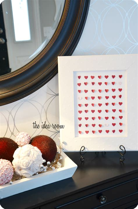 heart crafts  treats  idea room
