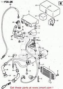 2003 Suzuki Intruder 1400 Wiring Diagram