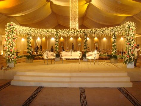 wedding decorations for the fancy wedding stage decorations the home decor ideas