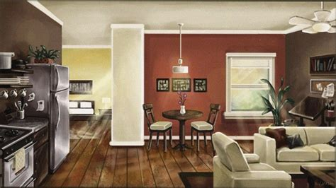 good ideas  small rooms open floor plans  loft
