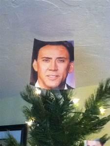 Nicolas Cage Christmas - Christmas Cards