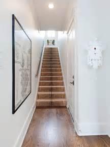 treppen gerade antelope stair runner contemporary entrance foyer sally wheat interiors