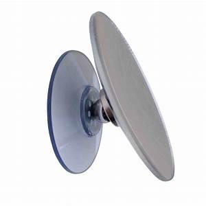 miroir grossissant 10x diametre 11cm avec ventouse With miroir grossissant ventouse