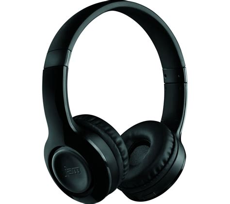 buy jam transit lite wireless bluetooth headphones black free delivery currys