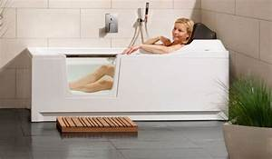 Baignoire A Porte Lapeyre : baignoire avec porte castorama good baignoire porte ~ Premium-room.com Idées de Décoration