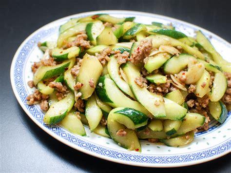 cucumber recipe wok meet cucumbers your new stir fry secret weapon