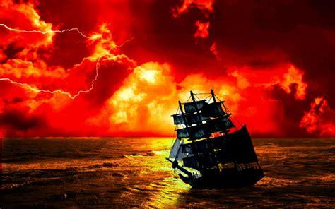 hd stormy night wallpaper