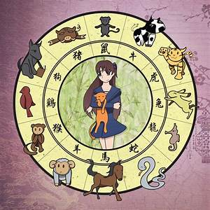 Fruits Basket Clock Design - The Chinese Zodiac by Esclair ...